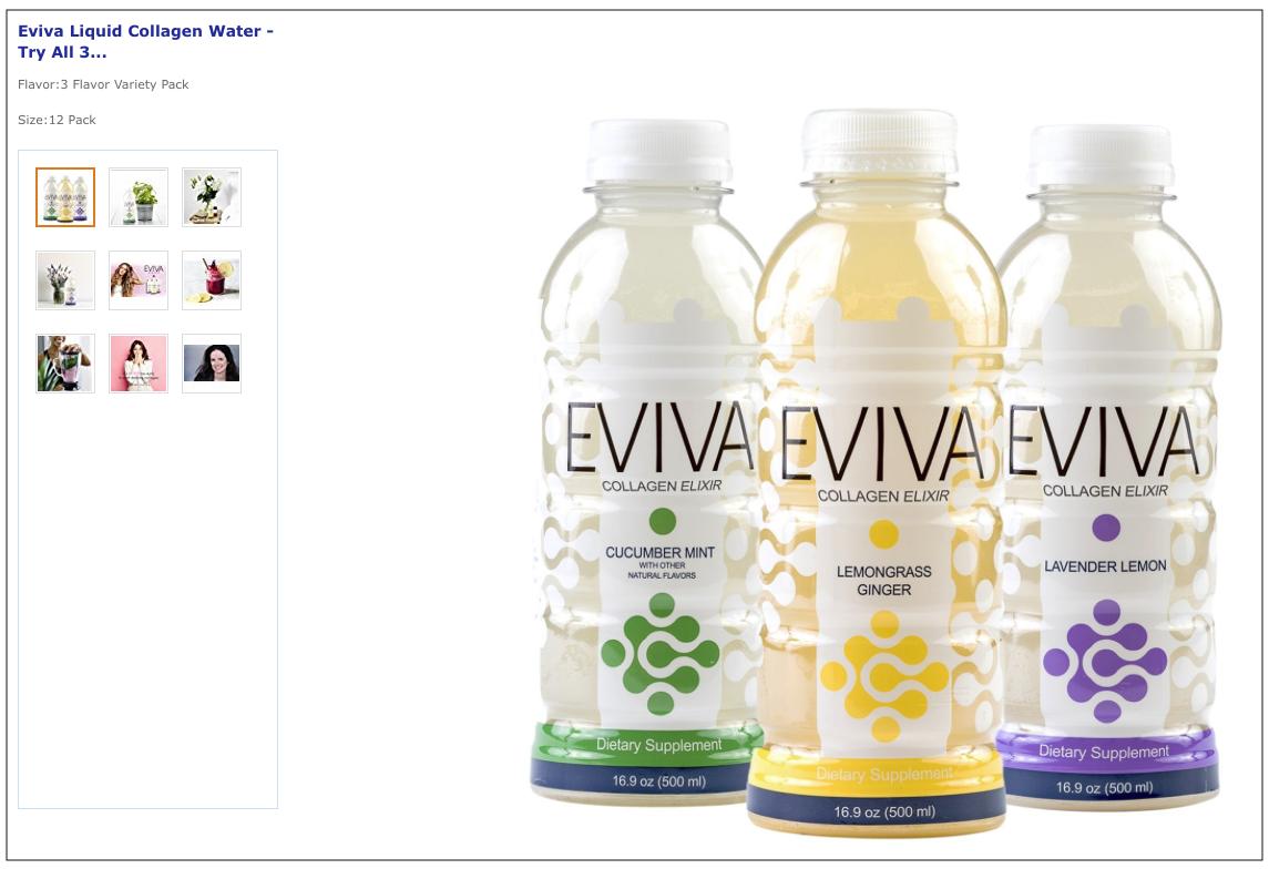 Ludwig Marketing & Sales Eviva Example